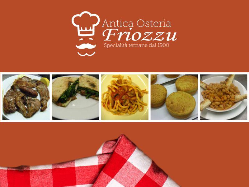 Offerta cucina tipica ternana - promozione ristorante tradizionale ternano - friozzu