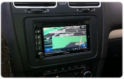 occasione vendita installazione navigatori auto doppio din offerta antifurti doppio din crema