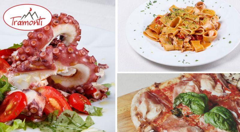 Offerta ristorante cucina mediterranea Parma – Promozione pizzeria pizza cotta a legna Parma