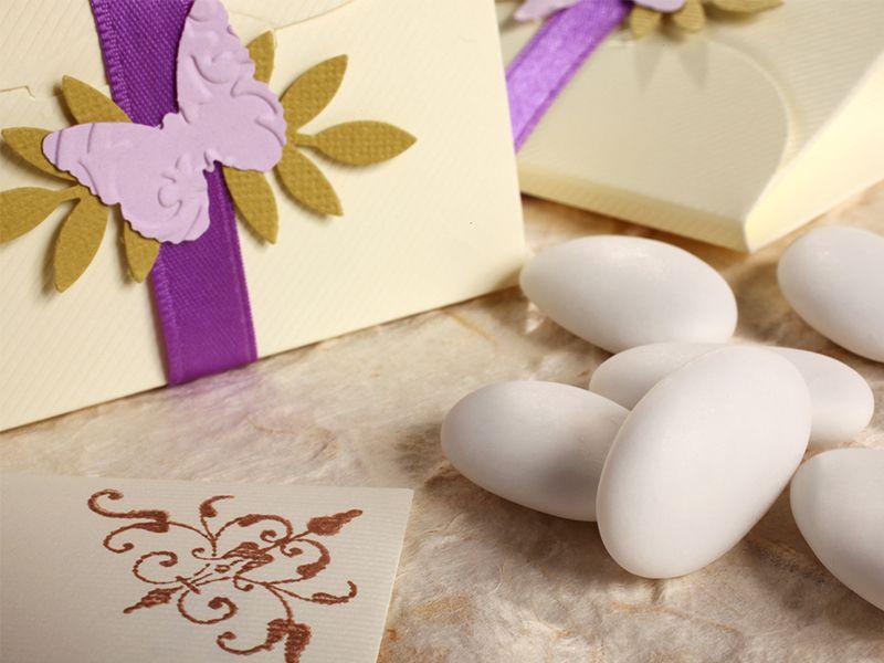 offerta partecipazioni fatte a mano bomboniere occasione confetti cerimonia