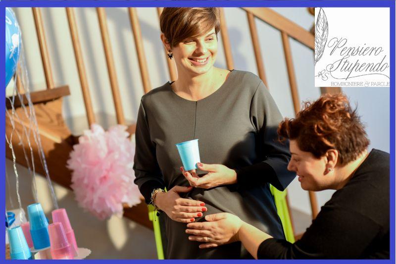 festa americana nascita bambino offerta decorazioni tavole palloncini pensiero stupendo