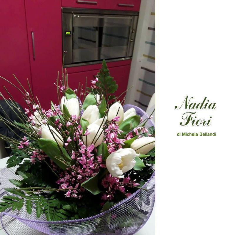 offerta tulipani bouquet brescia promozione fiori domicilio brescia nadia fiori