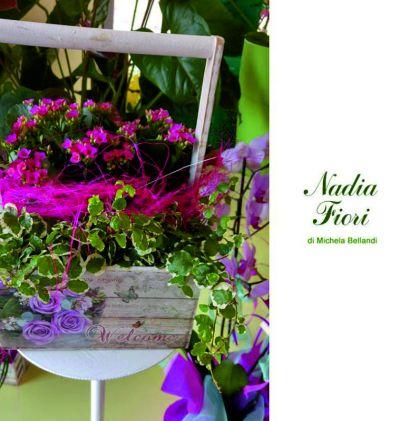 offerta cestini fiori brescia promozione decorazioni primavera brescia nadia fiori