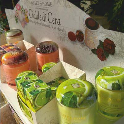 offerta candele profumate brescia promozione profumatori ambiente brescia nadia fiori