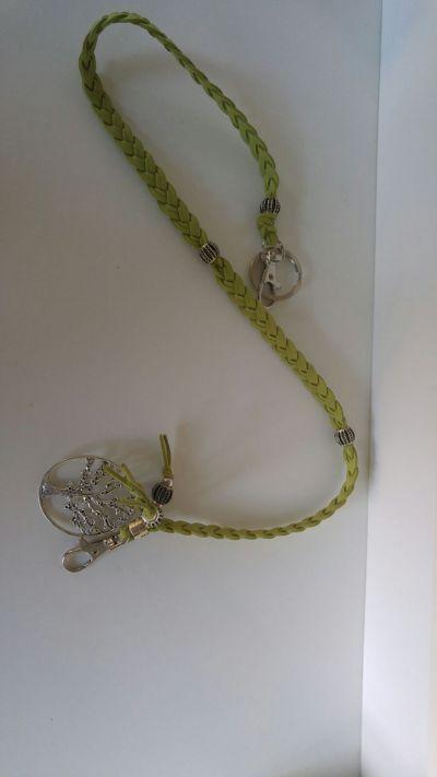 offerta collana regolabile portachiavi e cerca chiavi romantici nadia fiori montichiari