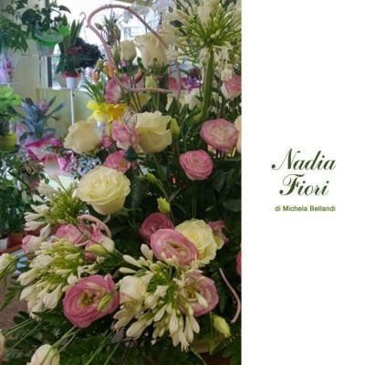 offerta bouquet nuova nascita promozione regalo fiorista nadia fiori brescia