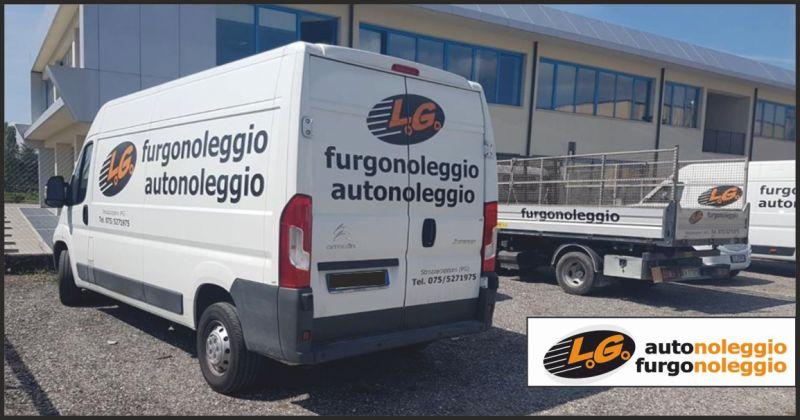 lg autonoleggio offerta prezzo speciale trasloco weekend - offerta noleggio furgone perugia