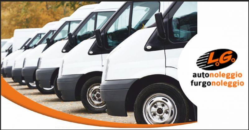 lg autonoleggio offerta noleggio furgoni per traslochi - occasione noleggio pulmini perugia