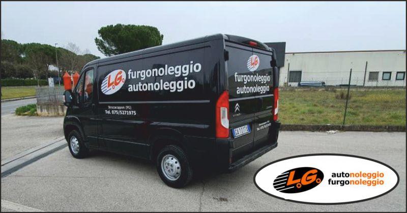 lg autonoleggio offerta autonoleggio - occasione noleggio furgone per gruppi perugia