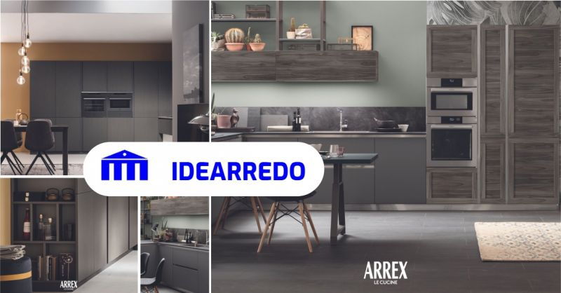 IDEARREDO negozio di mobili - promozione cucine originali Arrex Twin e Lab