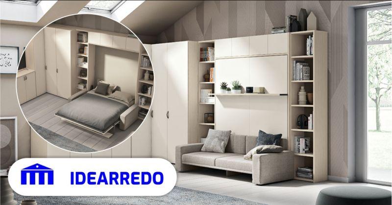 IDEARREDO negozio di mobili - promozione letti salvaspazio Italian Business alta qualita