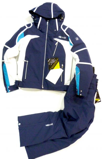 occasione completo sci goldwin ascoli piceno promozione abbigliamento sportivo