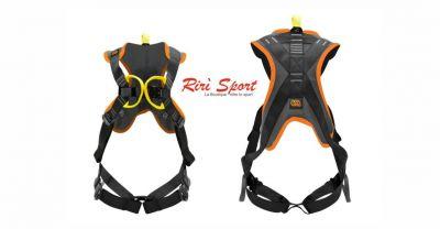 offerta imbracatura di sicurezza kong hho per lavoro e montagna occasione attrezzature sport