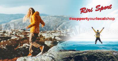 offerta abbigliamento montagna occasione abbigliamento sport aria aperta