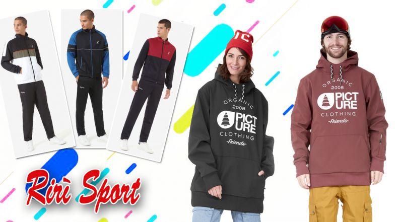 Offerta nuova collezione inverno abbigliamento uomo ascoli - promozione negozio articoli e abbigliamento sportivo ascoli