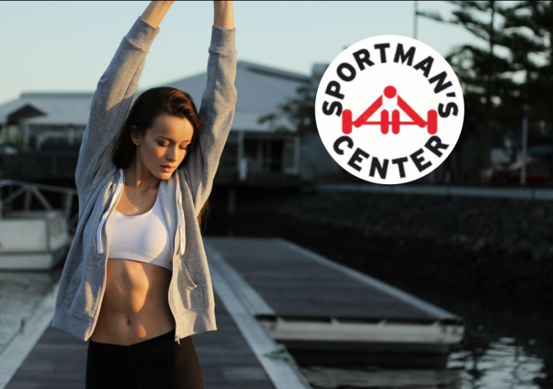 SPORTMANS CENTER offerta ricominciare a fare sport - promo test specifici sportivi