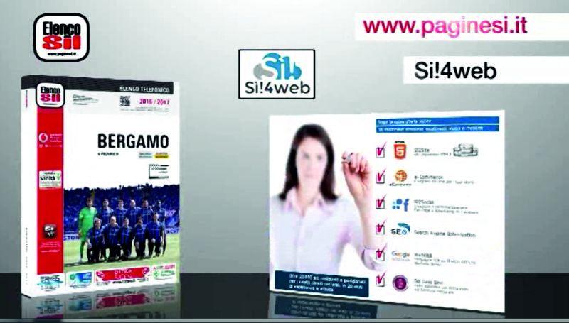 Spot pubblicitario di 30 sec. per la Tv di Bergamo