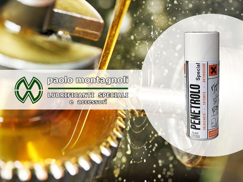 offerta penetrolo spray olio - promozione lubrificante universale penetrolo - paolo montagnoli