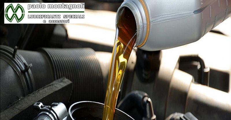 PAOLO MONTAGNOLI LUBRIFICANTI SPECIALI offerta vendita lubrificanti speciali autotrazione