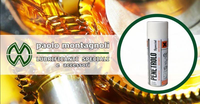 offerta vendita olio spray lubrificante Terni - occasione acquisto Penetrolo lubrificante spray