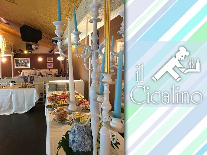 offerta festa compleanno occasione organizzazione cene eventi ristorante cicalino