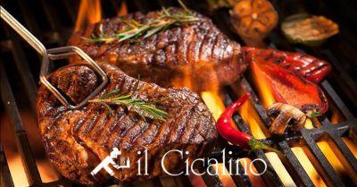 offerta ristorante dove mangiare carne alla brace occasione specialita carne in centro terni
