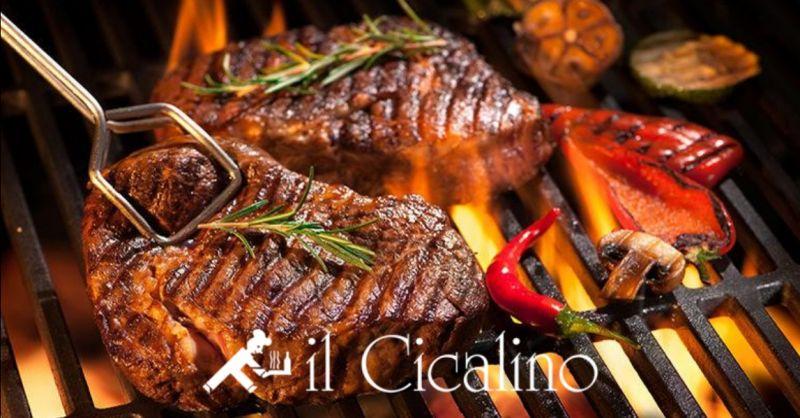 offerta ristorante dove mangiare carne alla brace - occasione specialità carne in centro Terni