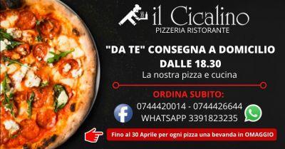 offerta pizzeria consegna a domicilio terni occasione ristorante servizio a domicilio terni