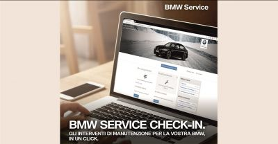 promozione servizio prenotazioni on line per assistenza e officina auto bmw mini siena