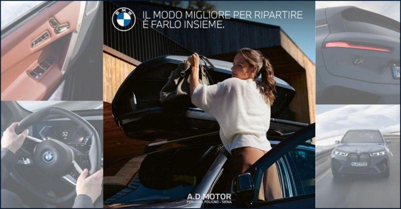offerta assistenza interventi manutenzione BMW - promozione BMW service Siena