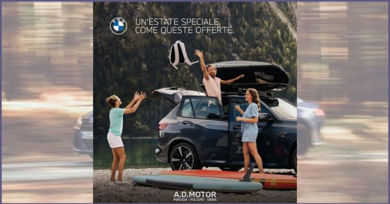 offerta assistenza manutenzione BMW a Siena - officina autorizzata BMW e MINI a Siena