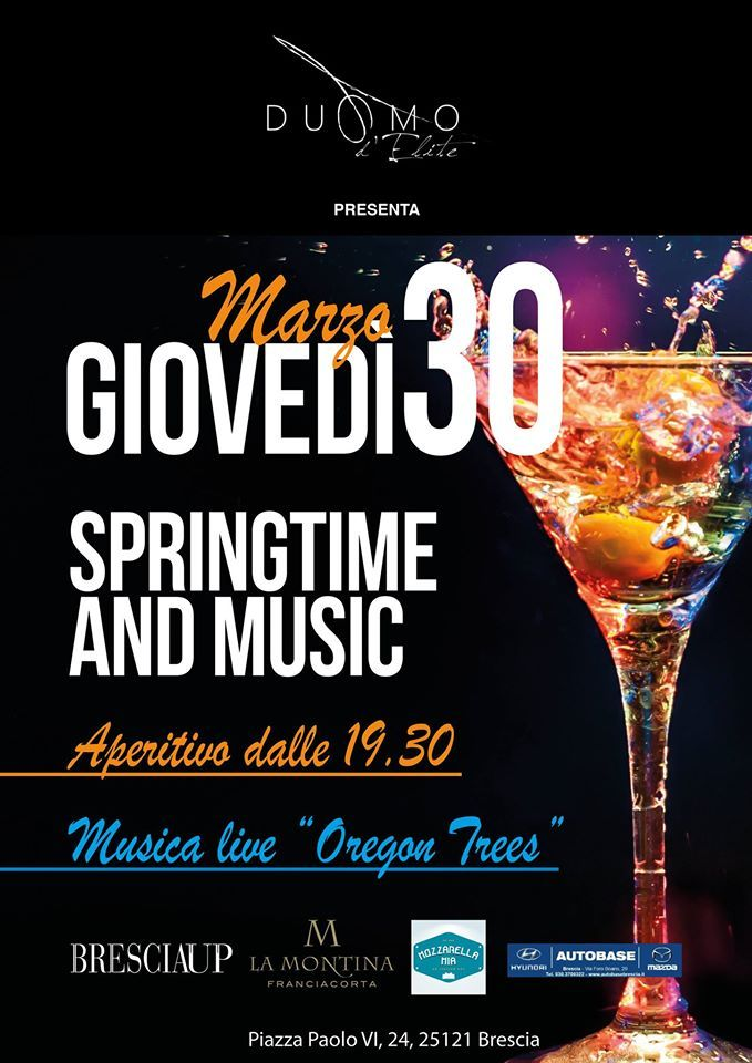 offerta musica live brescia promozione aperitivo brescia duomo d elite brescia up