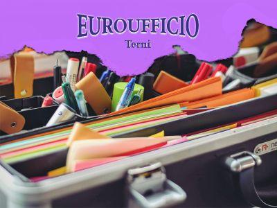 offerta cartucce toner promozione articoli ufficio scuola euroufficio terni