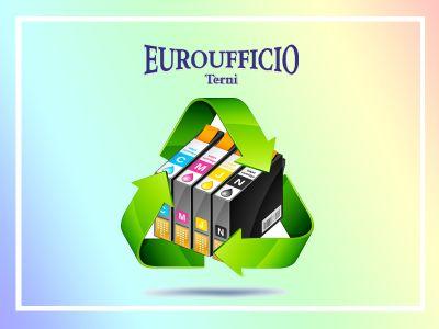 offerta cartucce stampante rigenerate promozione vendita cartucce rigenerate euroufficio