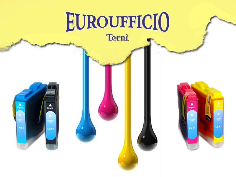 offerta cartucce rigenerate - promozione toner rigenerati - euroufficio