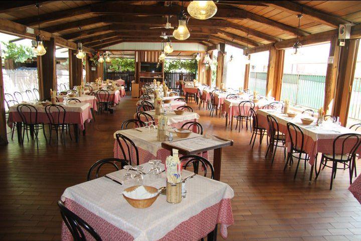 offerta trattoria ristorante specialita cucina vicentina giardino estivo promozione bollito