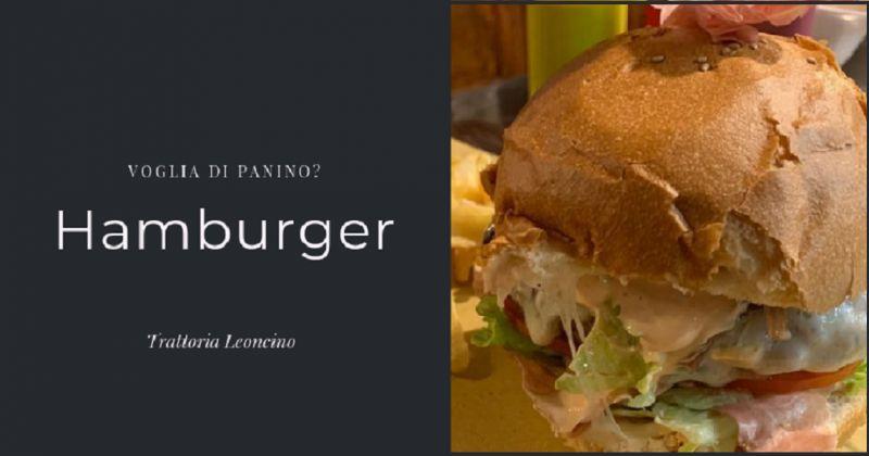 Leoncino Veneto Burger & More offerta migliori panini - Piatti della tradizione veneta a Verona