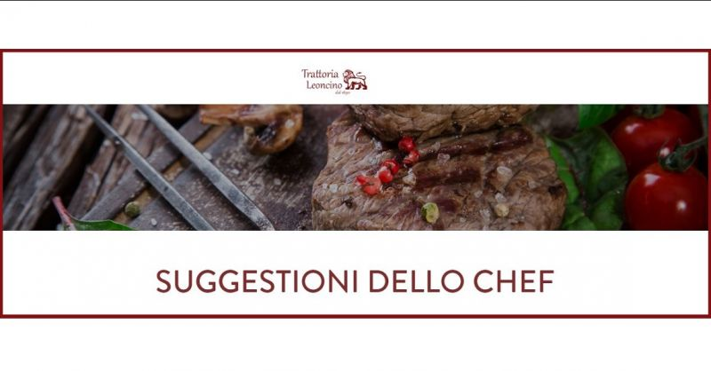TRATTORIA LEONCINO - Offerta panini di alta qualità Hamburger di Chianina 100% BIO Verona
