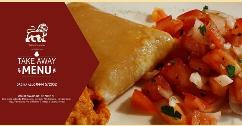 TRATTORIA LEONCINO - Promozione filetto di maiale con panatura di pinoli e salsa al mandarino