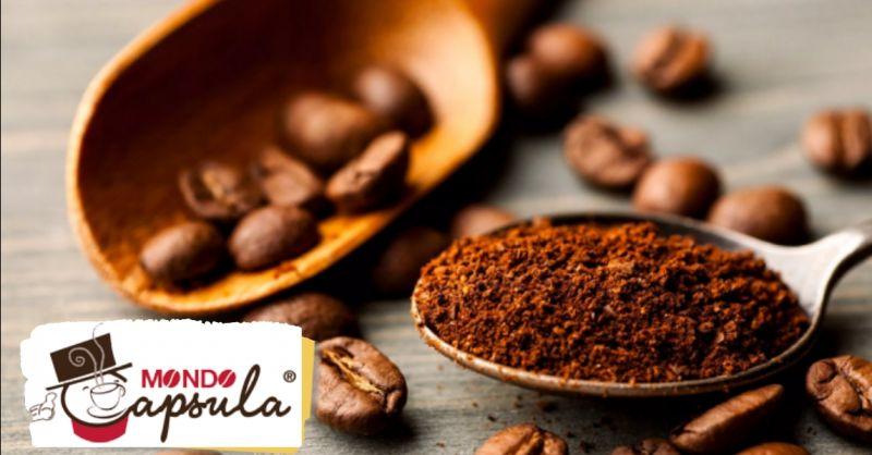 offerta fornitura caffè macinato Verona - occasione vendita caffè aromatizzato Verona
