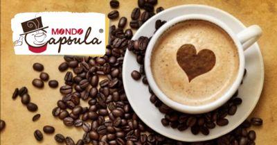offerta fornitura caffe e bevande per celiaci rovigo occasione vendita capsule unicorn latte