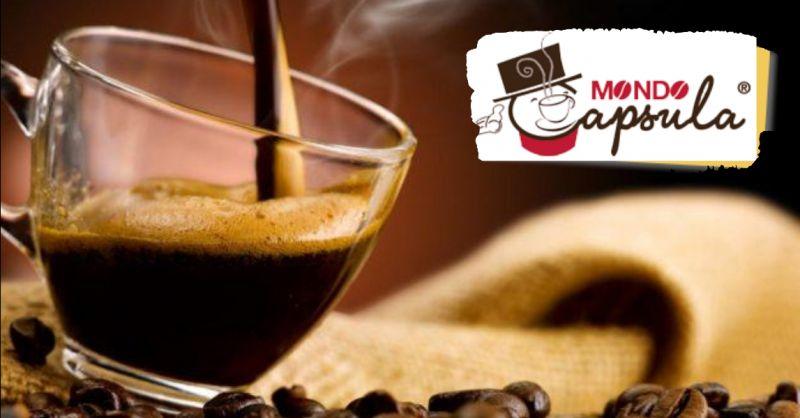 offerta vendita bevande in capsule Mantova - occasione vendita prodotti per macchine da caffe'