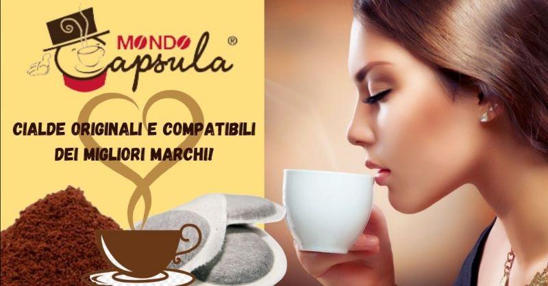 Offerta vendita online cialde caffè originali Caffitaly - Occasione cialde caffè compatibili Bialetti provincia Verona