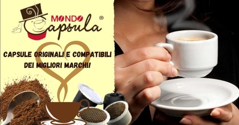 Offerta vendita online capsule originali Essse caffè - Occasione capsule caffè Borbone Nero Aroma Verona