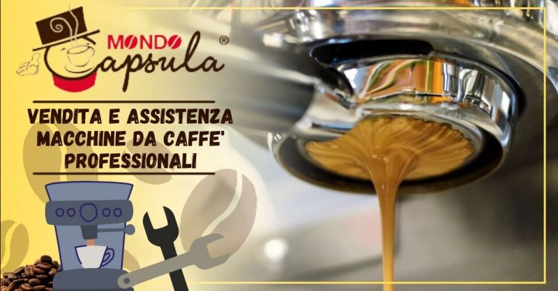 Offerta vendita macchine caffè professionali - Occasione assistenza macchina caffè professionale Padova
