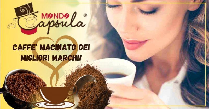 Offerta vendita caffè macinato sfuso Padova - Occasione vendita online caffè aromatizzato Padova