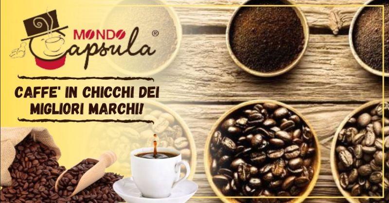 Offerta vendita caffè in chicchi dei migliori marchi - Occasione vendita migliore caffè in grani Padova
