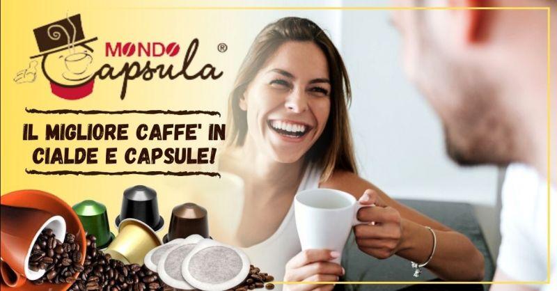 Offerta vendita capsule Dolcevita Mokamoka Chicco d'oro caffè - Occasione vendita cialde Lollo Cagliari Verzì caffè