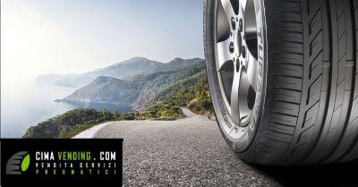 cima vending offerta vendita pneumatici a verona occasione vendita pneumatici bridgestone