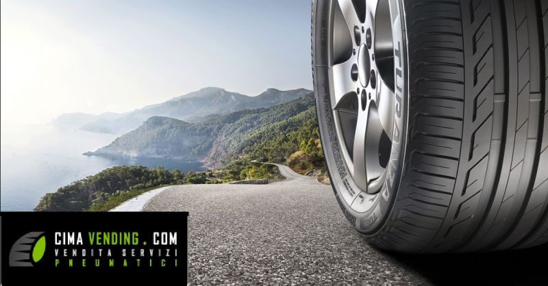CIMA VENDING offerta vendita pneumatici a Verona - occasione vendita pneumatici bridgestone